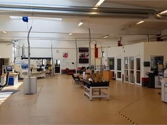 Gängesvägen 1, Ljungby, Ljungby - Industri/VerkstadKontor