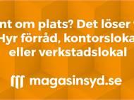 Ledig lokal, Ruuthsbovägen 8, Ystad, Ystad