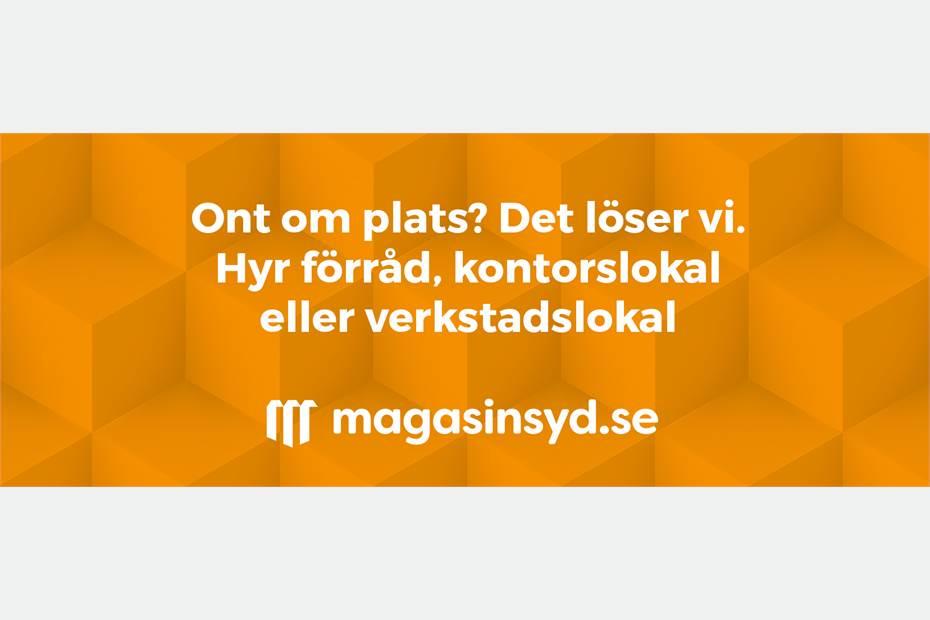 Ruuthsbovägen 8, Ystad, Ystad - Lager/Logistik