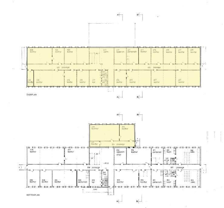 Madesjövägen 15, Madesjö industriområde, Nybro Planlösning
