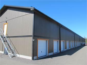 Bild på vår befintliga byggnad