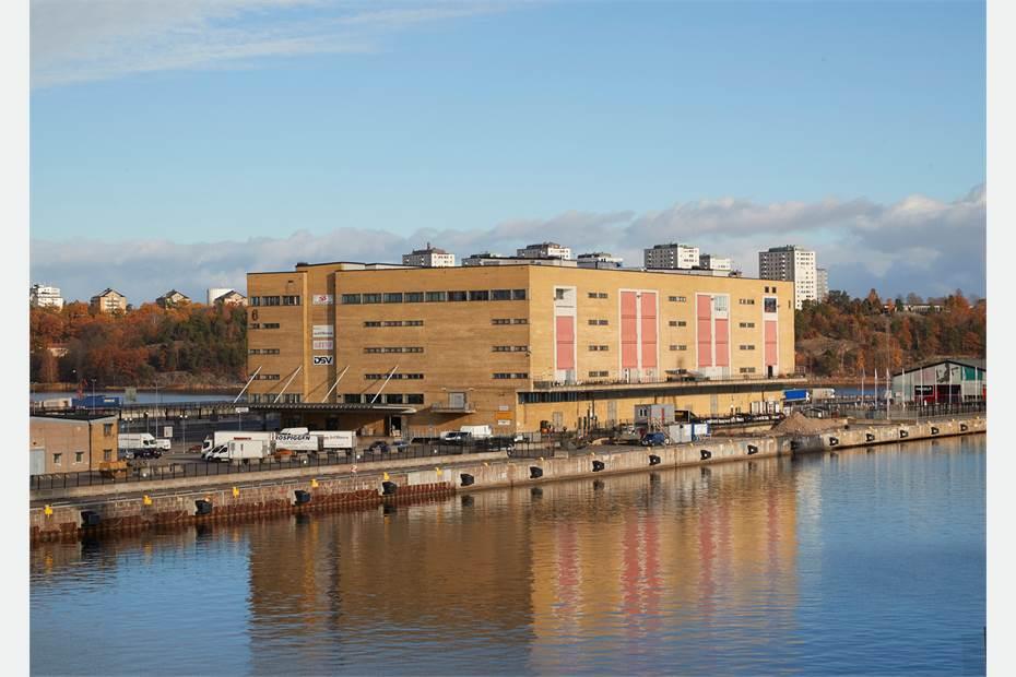 Frihamnsgatan 50, Fihamnen, Stockholm - Lager/Logistik