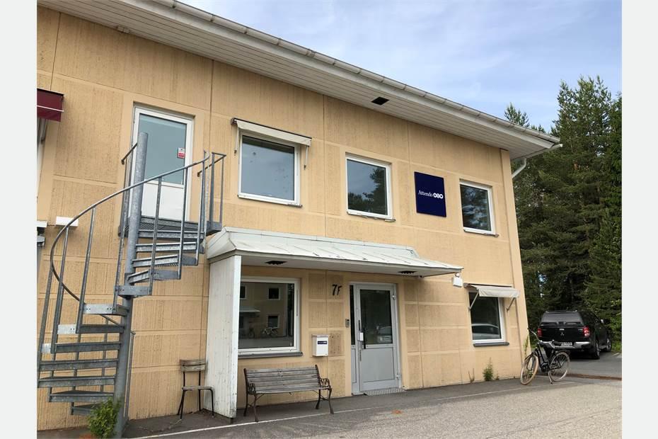 Glimmervägen 7C, Carlshem, Umeå - Kontor