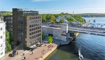 Alsnögatan 50, Försommaren 2, Stockholm - Kontor