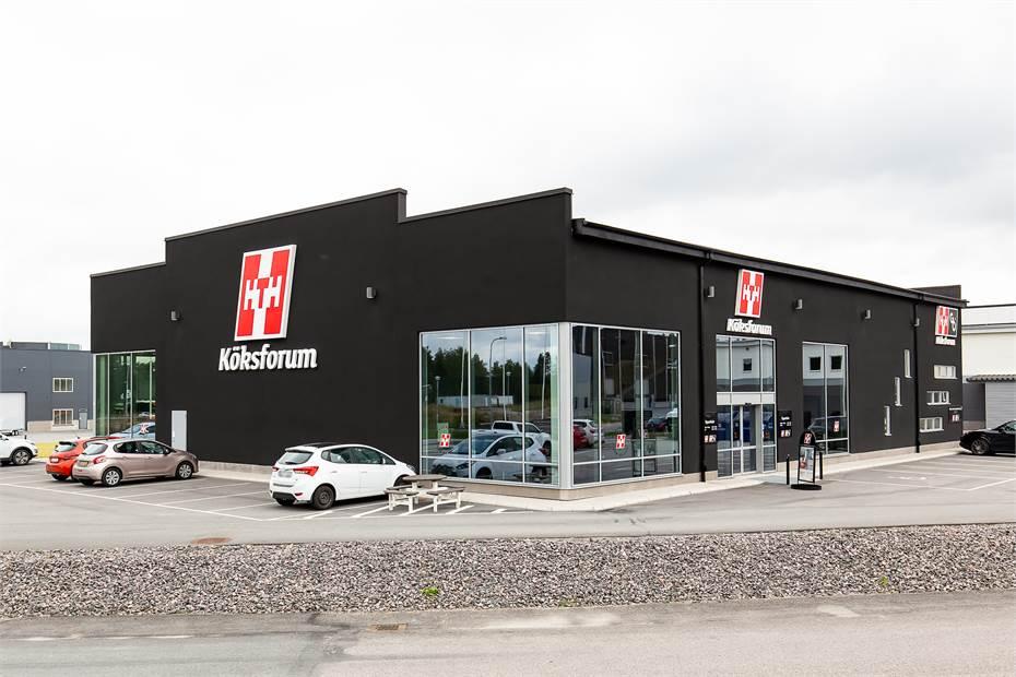 Salamandervägen 21A, Marieberg, Örebro - ButikKontor