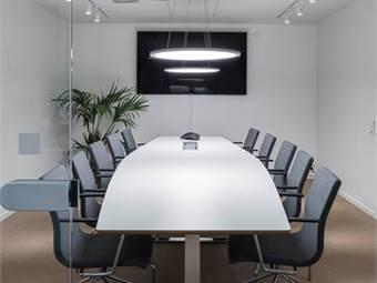 Konferensrum med tillhörande teknik 10-12 platser