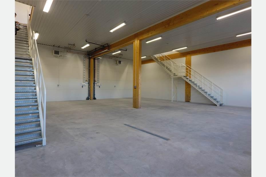 Möjlighet finns att slå ihop flera lokaler om större utrymme behövs.