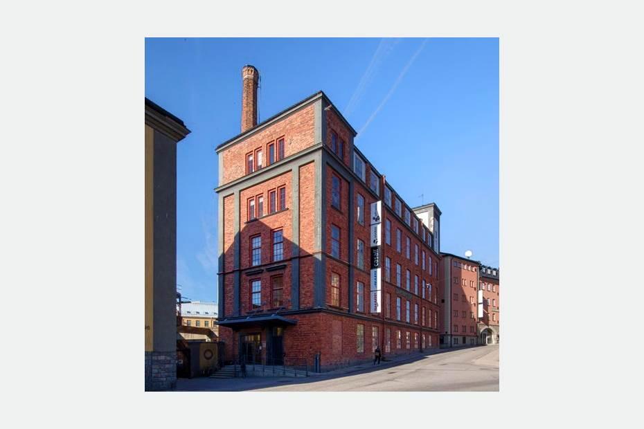 Västgötegatan 7, Industrilandskapet, Norrköping - KontorKontorshotellÖvrigt