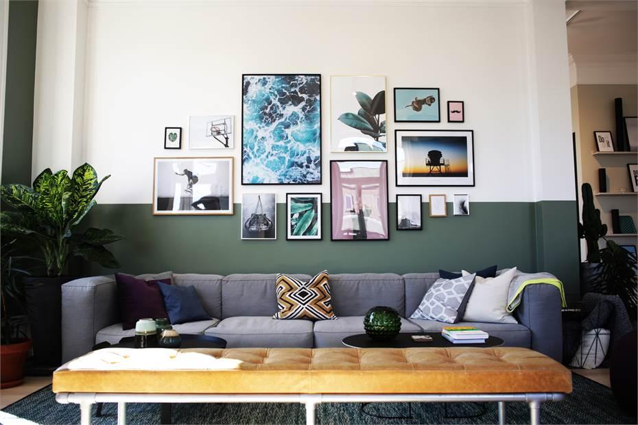 Lounge-yta