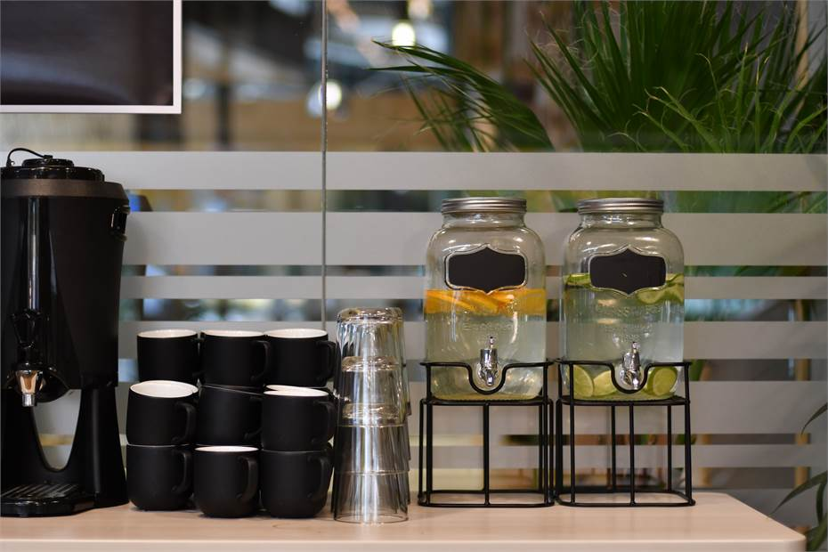 Kaffe, te & smaksatt vatten