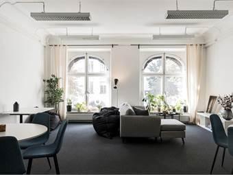 loungeavdelning