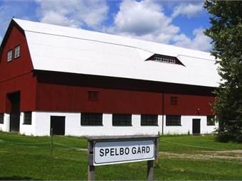 Svinnerarn Spelbo, Spelbo Gård, Enköping - ButikIndustri/VerkstadKont