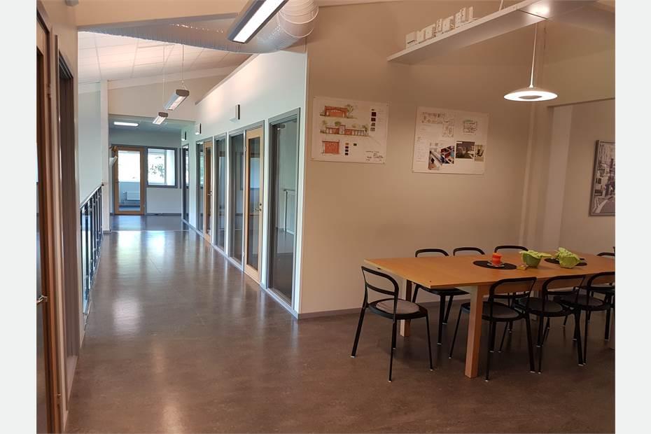 Moderna och ljusa kontorslokaler