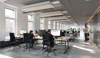 Fleminggatan 20 - interiör rendering