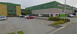 Ledig lokal Skvadronvägen 11, Örebro