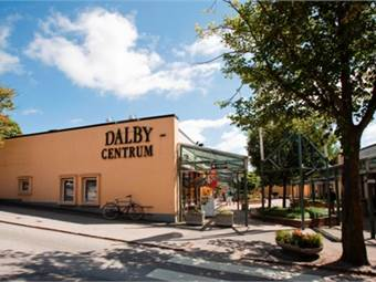 Kristers väg, Centrum, Dalby - Butik