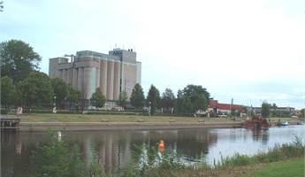 Ångbåtsgatan, Arboga, Kallager