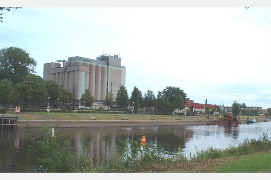 Ångbåtsgatan, Arbogaån, Arboga - Kontor