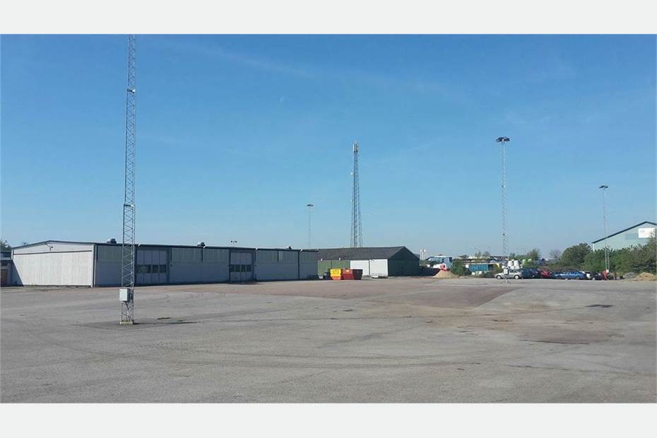 Renhållningsgatan 2, Nära E65:an, Skurup - Industri/Verkstad/Kontor/Lager