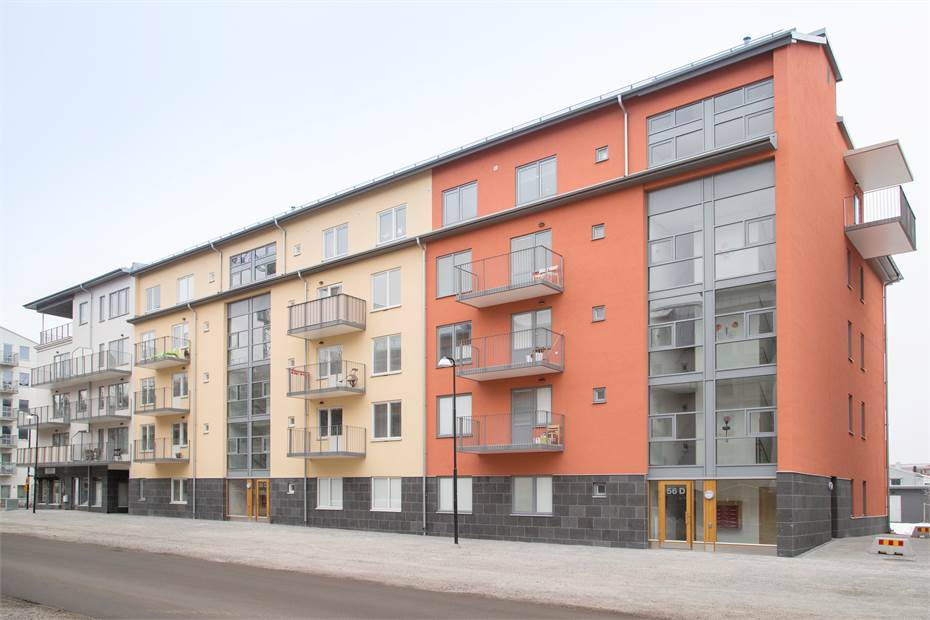 Karlsdalsallén 56 A, Sörbyängen, Örebro - Butik Kontor Övrigt