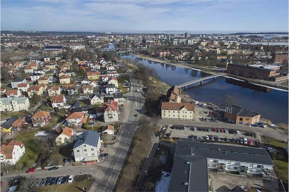 Romstadsvägen 2, Romstad, Karlstad - Tricotfabriken Kontorshotell