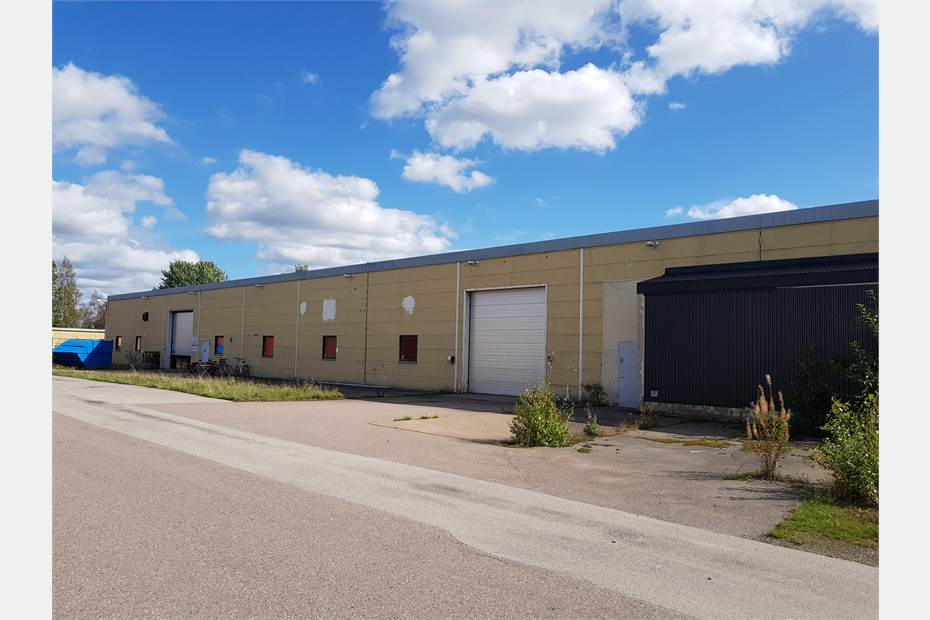 Jutarnas väg 4, Nybro, Nybro - ButikIndustri/VerkstadLage