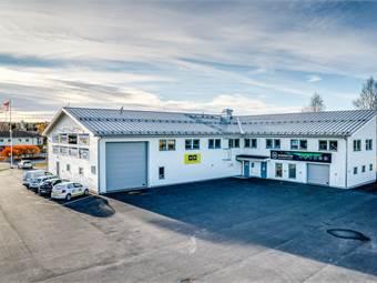 Företagsvägen 1, Anderstorp, Skellefteå - KontorKontorshotell