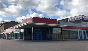 Entré mot Karlshamnsvägen