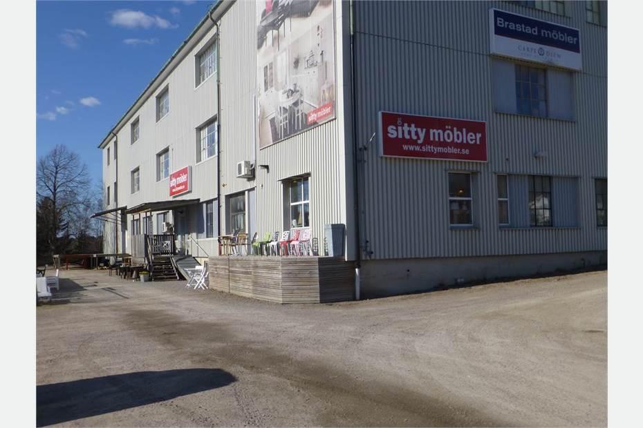 Fabriksvägen 1, Centrum, Brastad -
