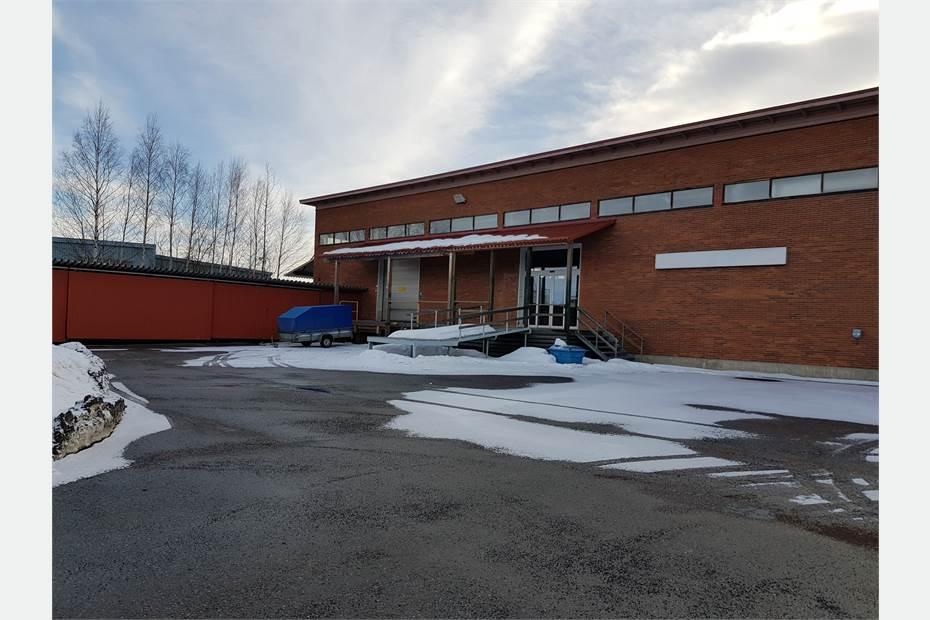 Industrivägen 12, Västerslätt, Umeå - ButikIndustri/VerkstadKont