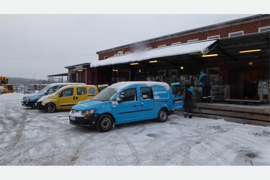 Knutsvägen 2, Centralstation, Fagersta - Industri/VerkstadKontor