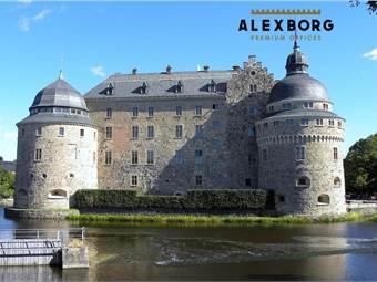 Alexborg på Örebro slott