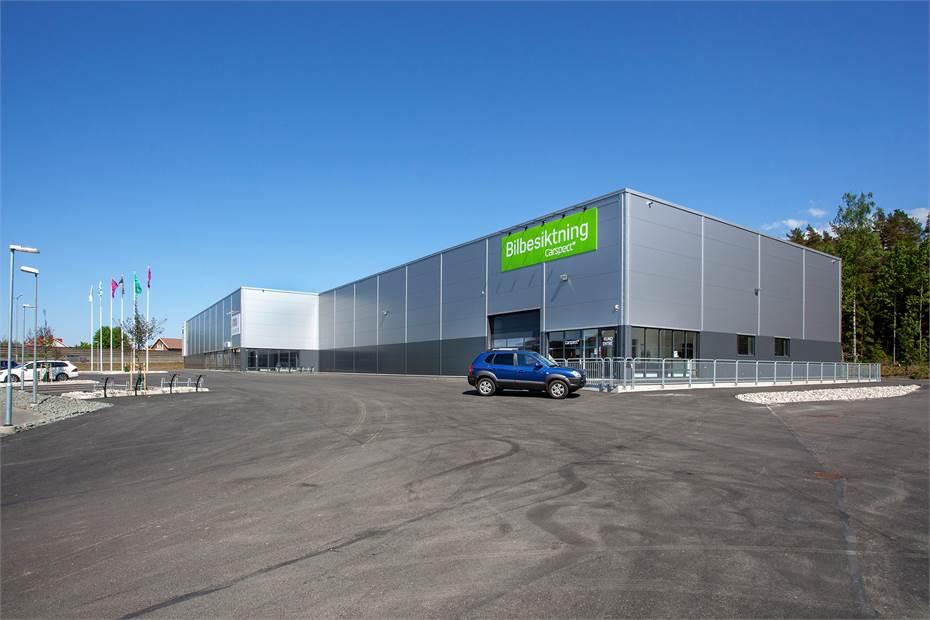 Maskingatan 5 - Butik Kontor Lager/Logistik