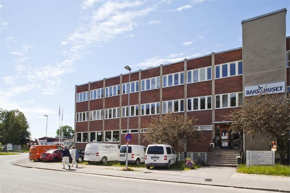 Bäckvägen 18 - Kontor