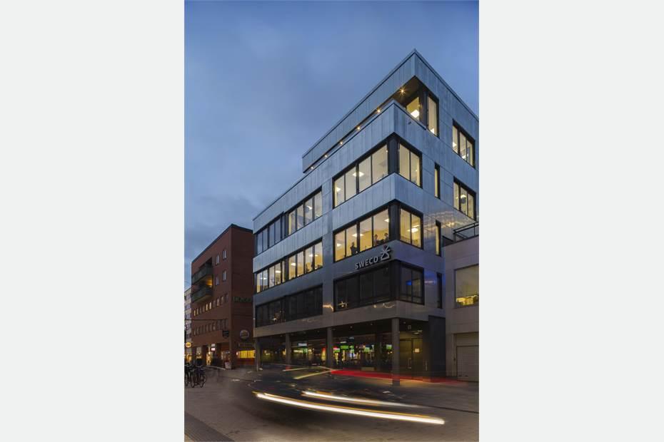 Dragarbrunnsgatan 36C - Kontor