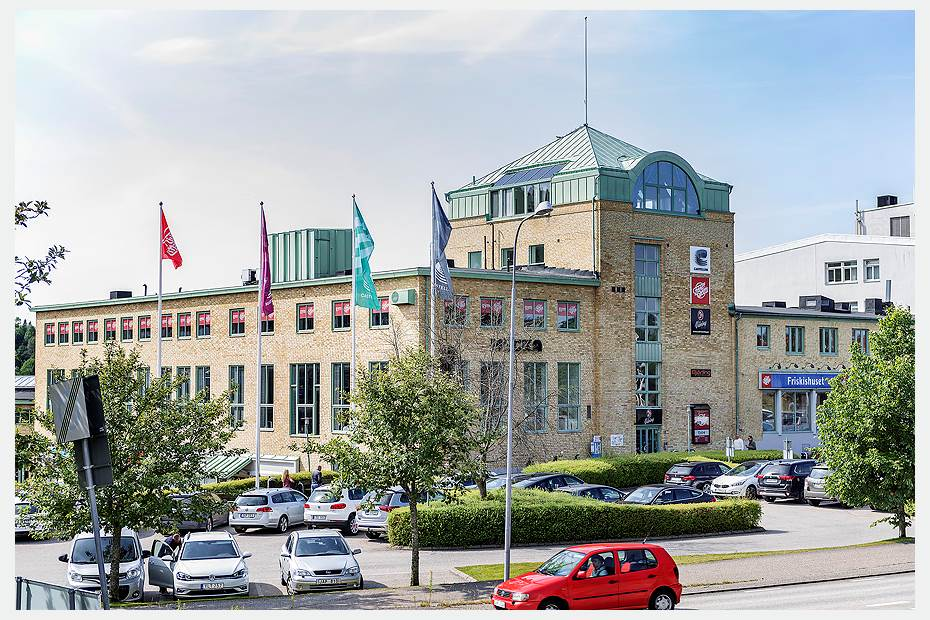 Åsboholmsgatan 12 - Kontor