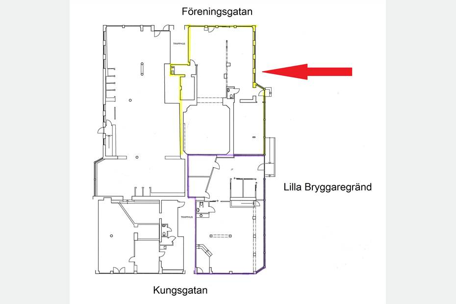 Föreningsgatan 4, Centrum, Ljungby - Butik