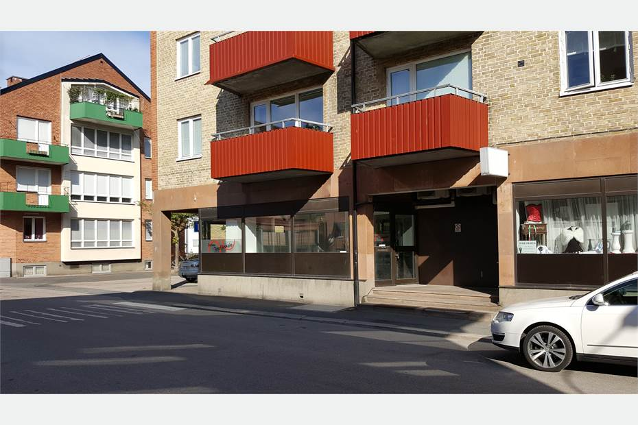 Bergagatan 16, Centrum, Ljungby - Kontor