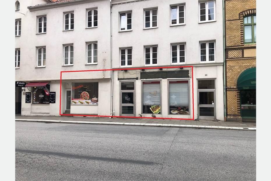 Östra Förstadsgatan 16, Slussen, Malmö - Butik Kontor