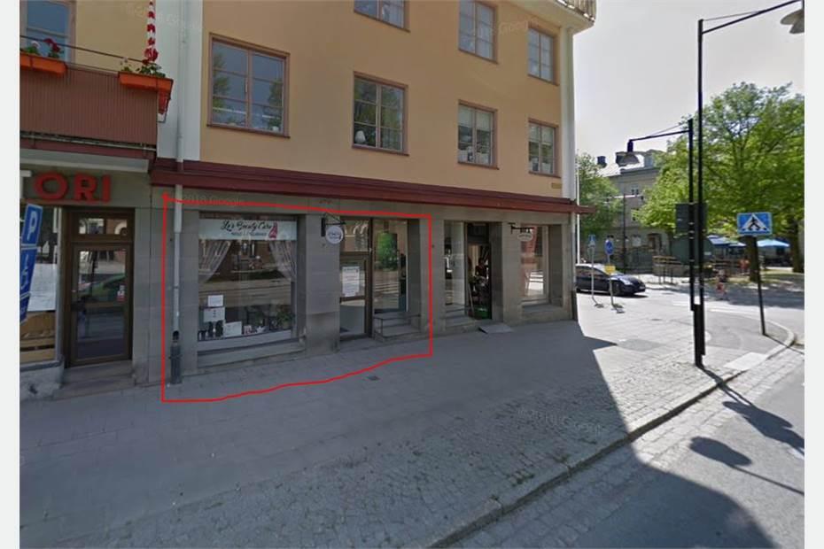 Östra Storgatan 2, Centrum, Hallsberg - Butik
