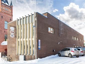 Västra Kyrkogatan 1, Centrum, Umeå - Kontor