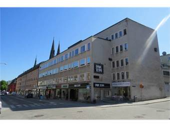 Sysslomansgatan 8, Centrum, Uppsala - KontorKontorshotell