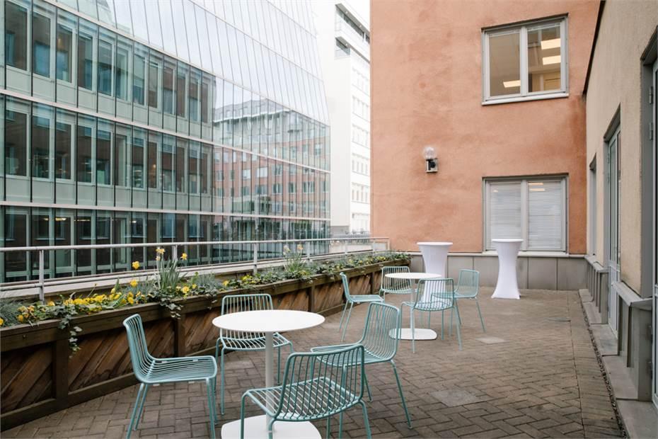 Blekholmstorget 30 F, Centrum, STOCKHOLM - KontorKontorshotell