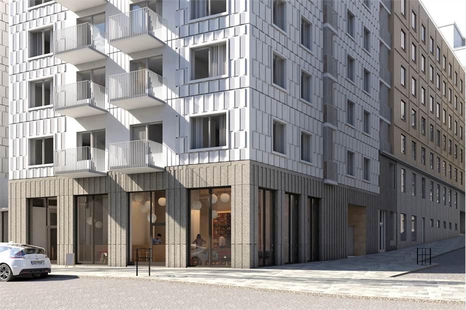 Hagaesplanaden 86, Hagastaden, Stockholm - Kontor/Showroom