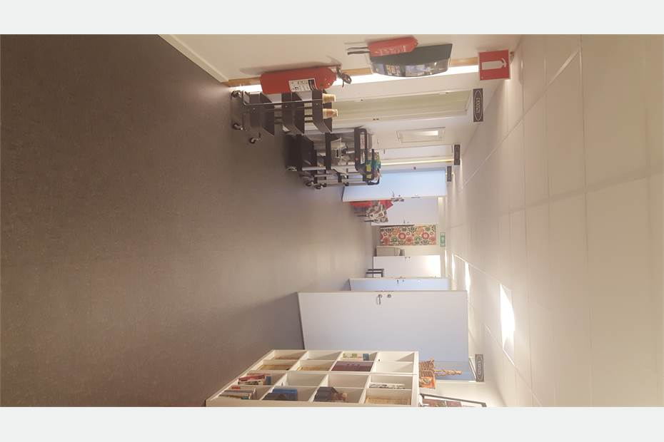 Bild av korridoren.