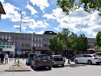 Västralånggatan 46, Centrum, Hultsfred - Kontor