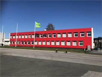 Norra Oskarsgatan 66, Träförädlingen, Hultsfred - Kontor