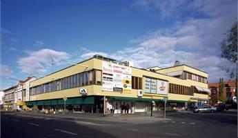 Norra Järnvägsgatan 39, Centrum, Ljusdal - Butik