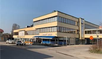 Centrumhusets galleria Kvarteret Lärkan