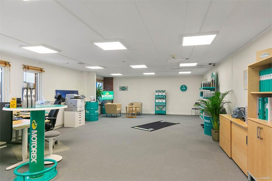 Exempel kontorslokal